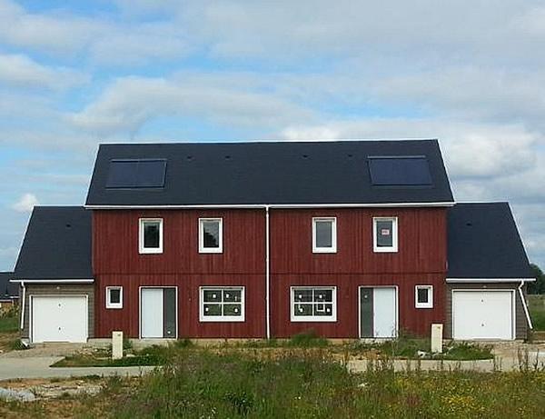 réalisations Panneaux solaires