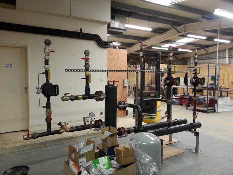 réalisations Préfabrication en atelier